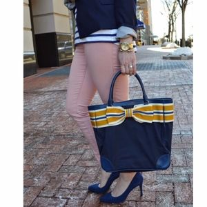 Cabi Skinny Jeans in Nectar Pink
